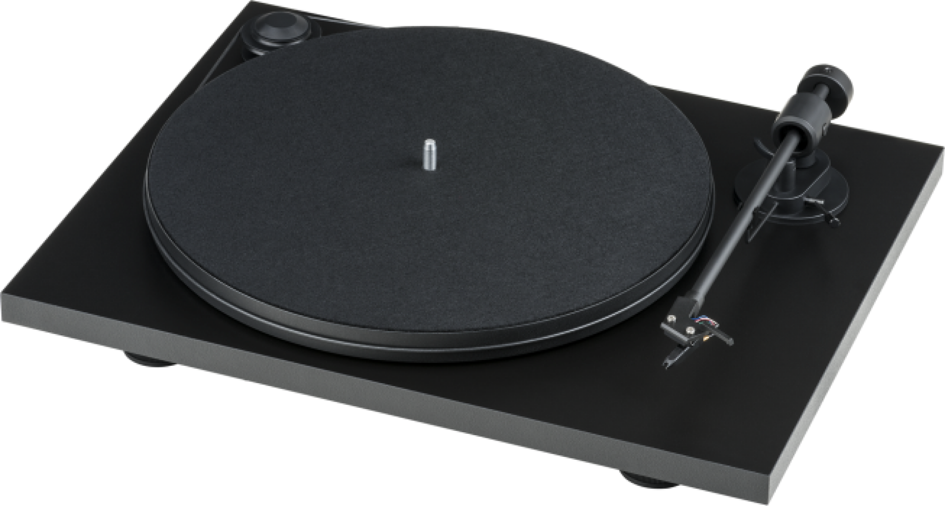 PRO-JECT Primary E Phono Black OM NN