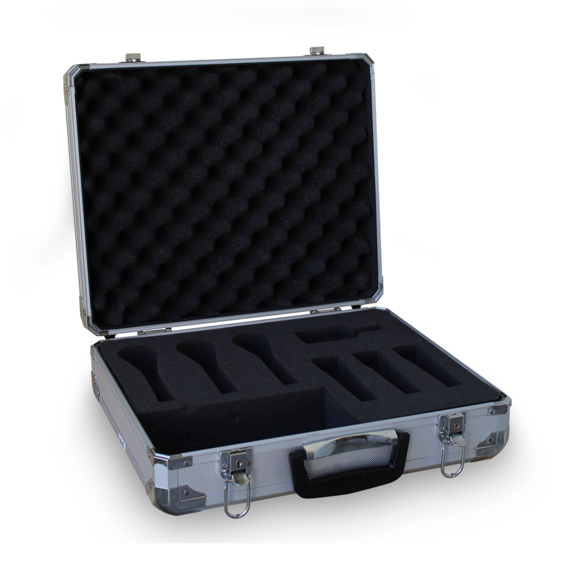 AUDIX DP4 Alu Road Case