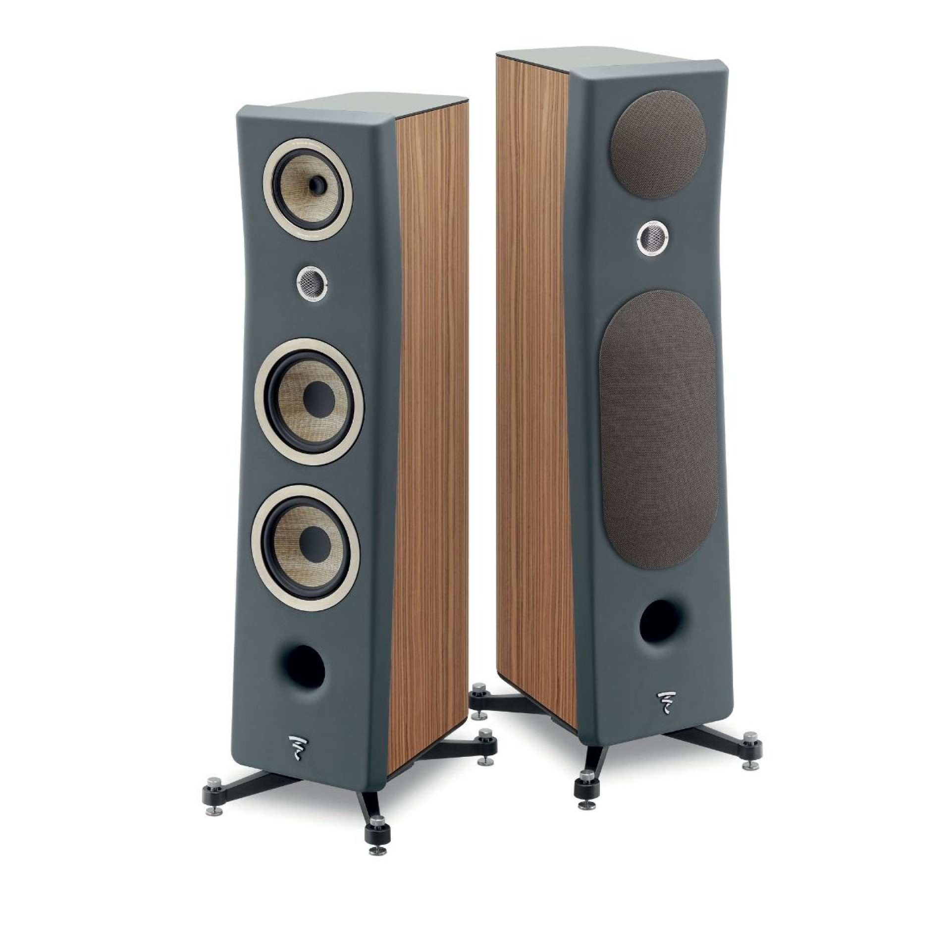 FOCAL KANTA N3 WALNUT VENER DARK MAT