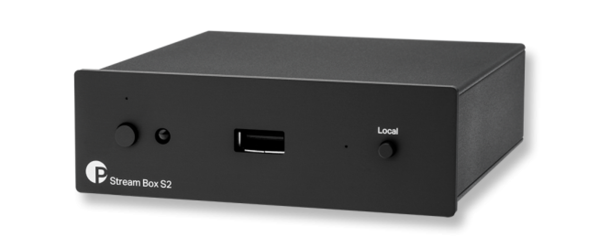 PRO-JECT Stream Box S2 Black