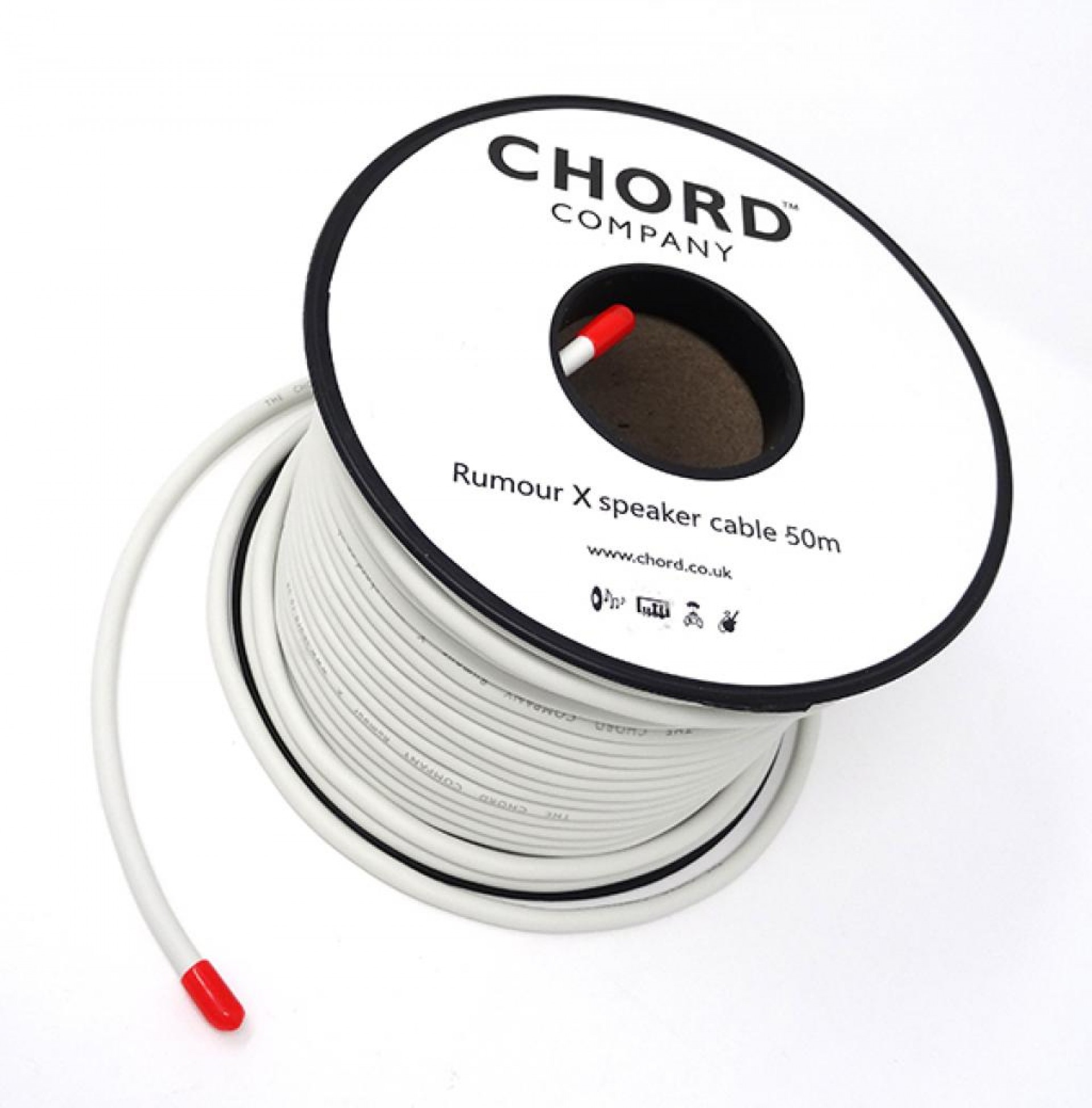 CHORD Rumour X Speaker Cable 50