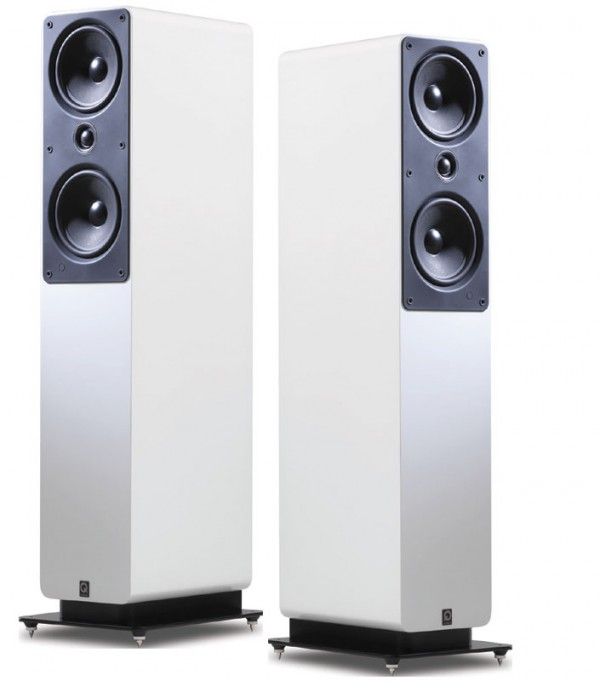 Q ACOUSTICS 2050i Speaker Gloss White