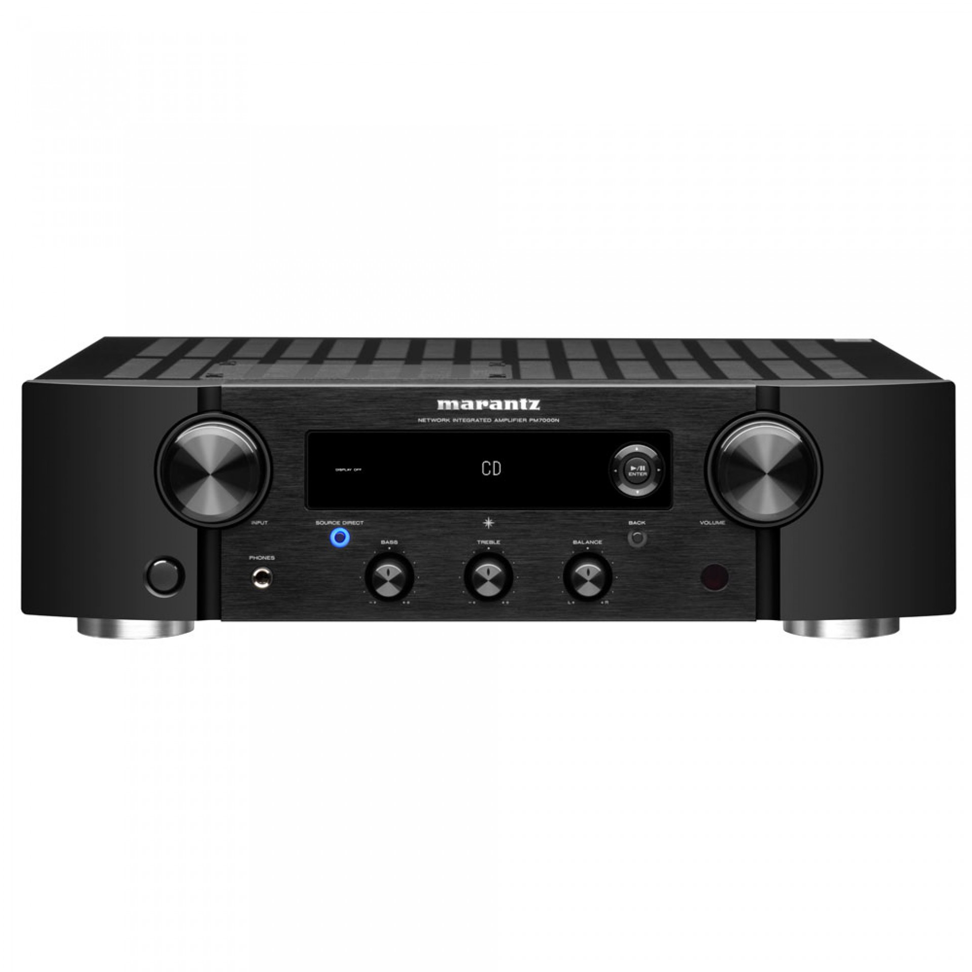 Marantz PM7000N Black Streaming Amplifier