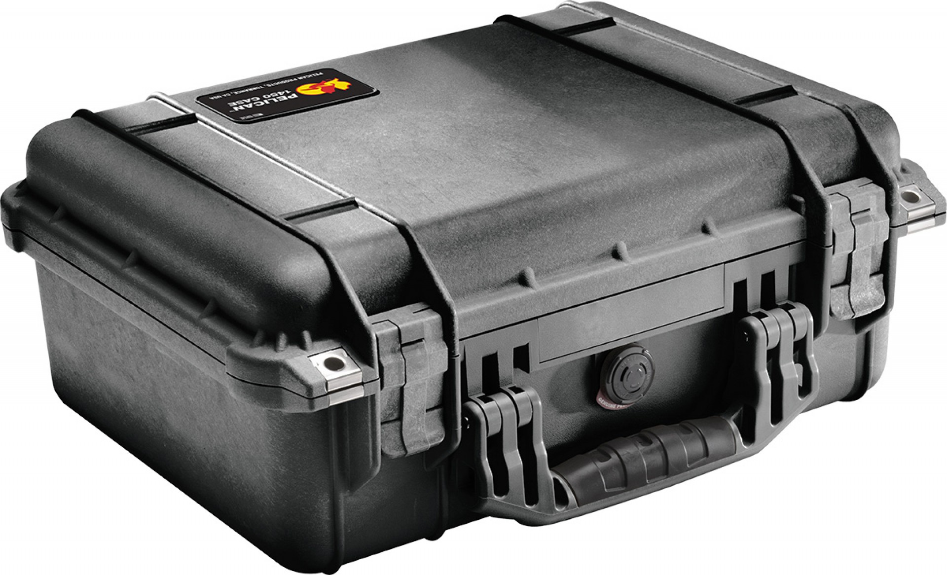 PELI 1450 Plastic Case Black