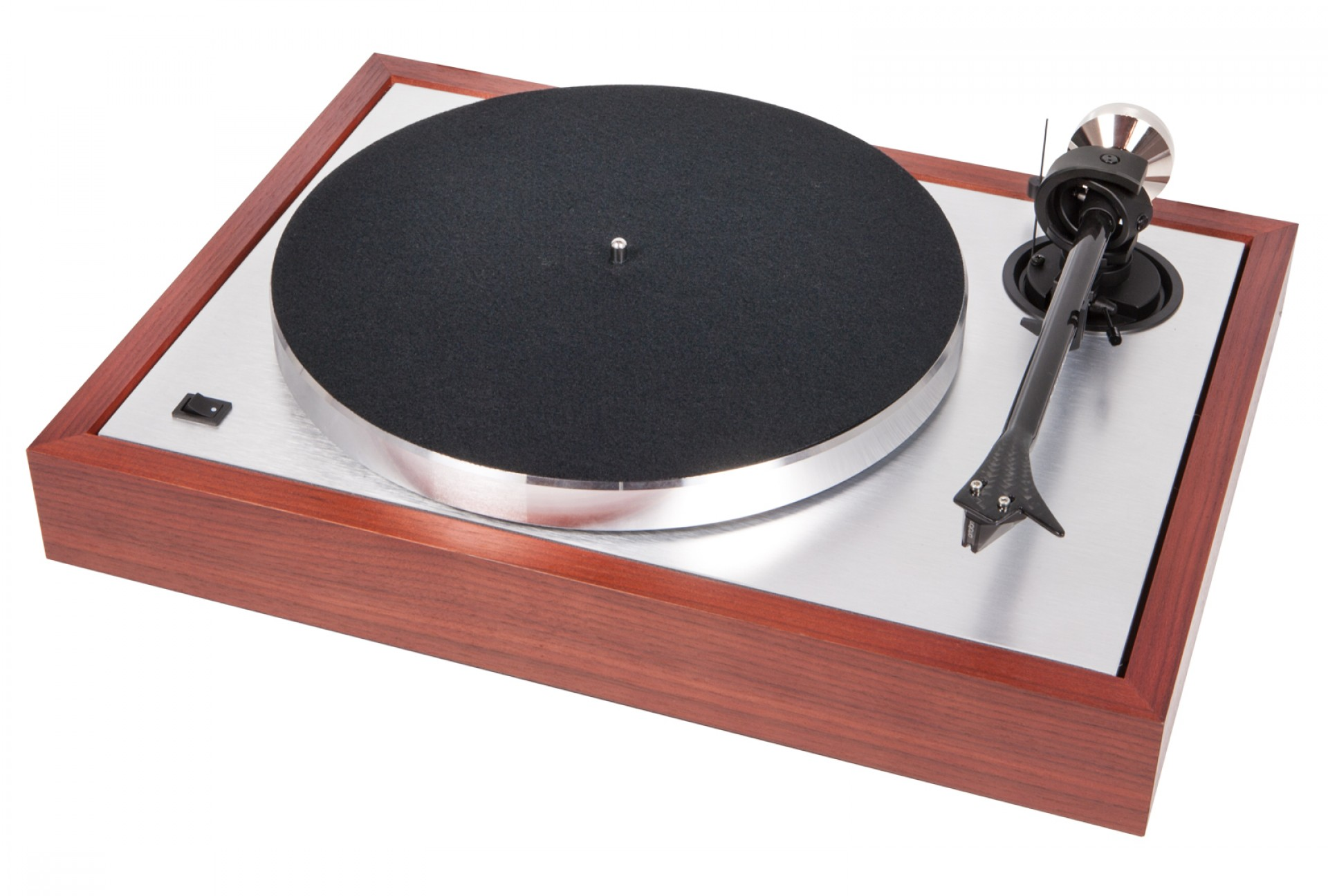 PRO-JECT The Classic Eucalyptus Walnut Quintet Red