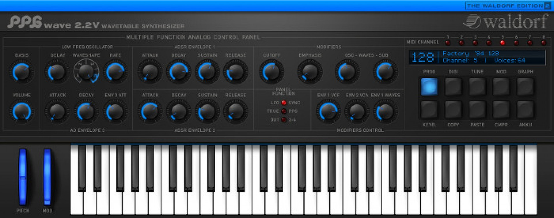 WALDORF Edition 2