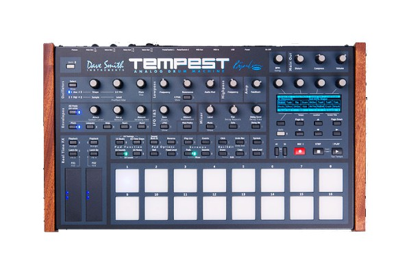 Sequential Dave Smith Tempest