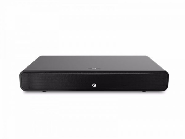 Q ACOUSTICS Media 2 M2 Black Soundbase w/ Subwoofer