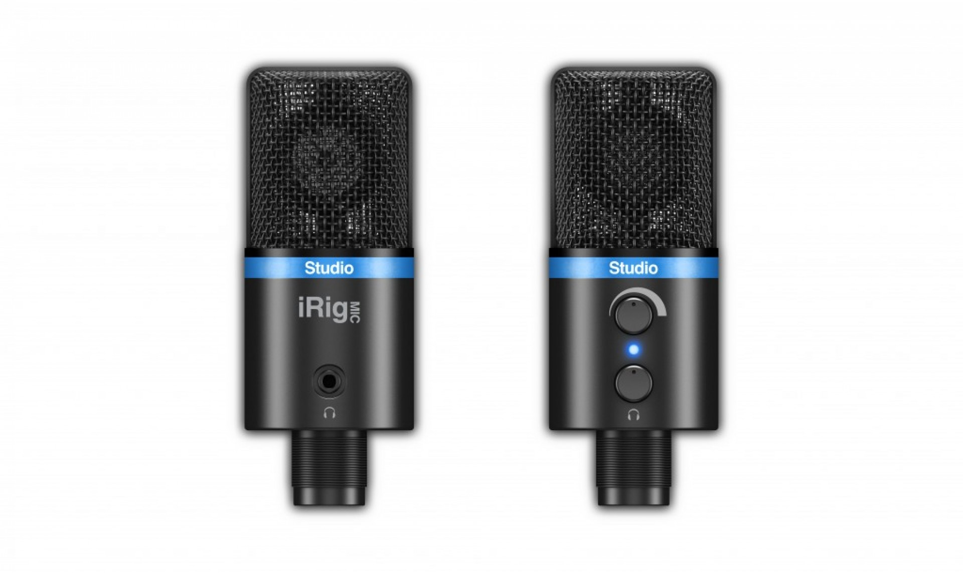 IK Multimedia iRig Mic Studio (Black)