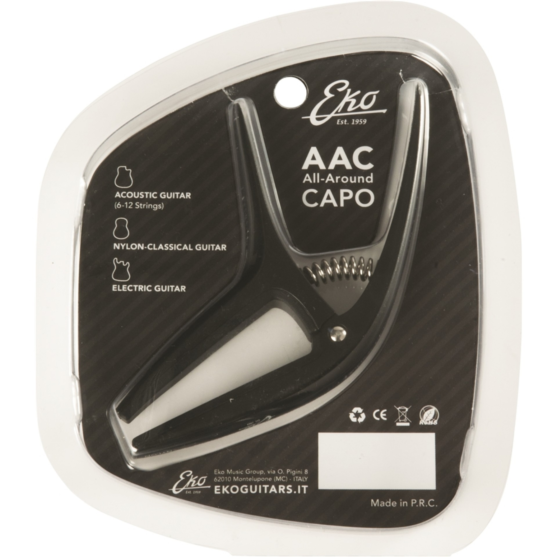 EKO AAC All-Around Capo