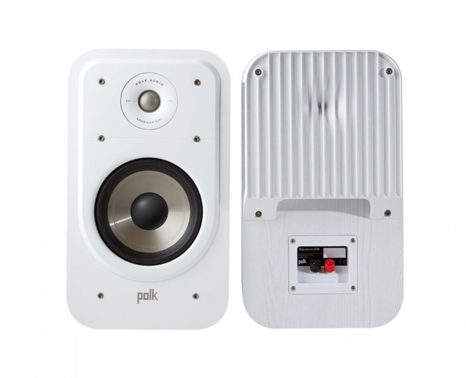 Polk Audio SIGNATURE S20e white