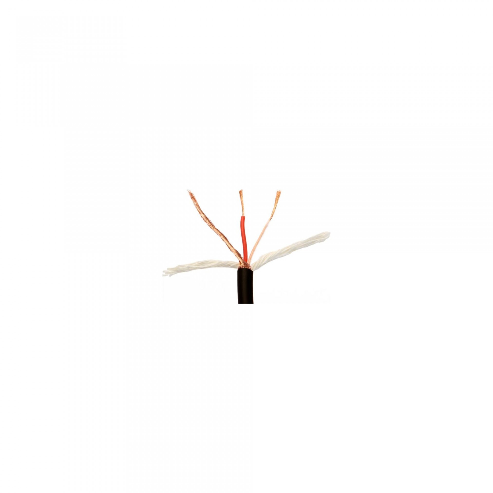 Mogami 2791 Microphone cable Black