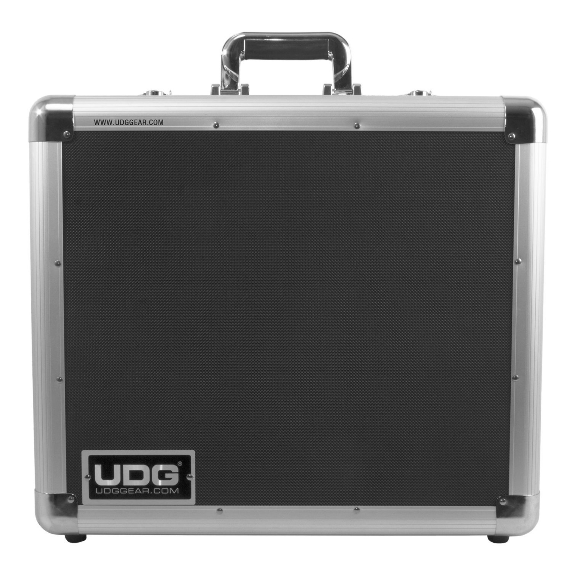 UDG Ultimate Pick Foam Flight Case Multi Format Turntable Silver