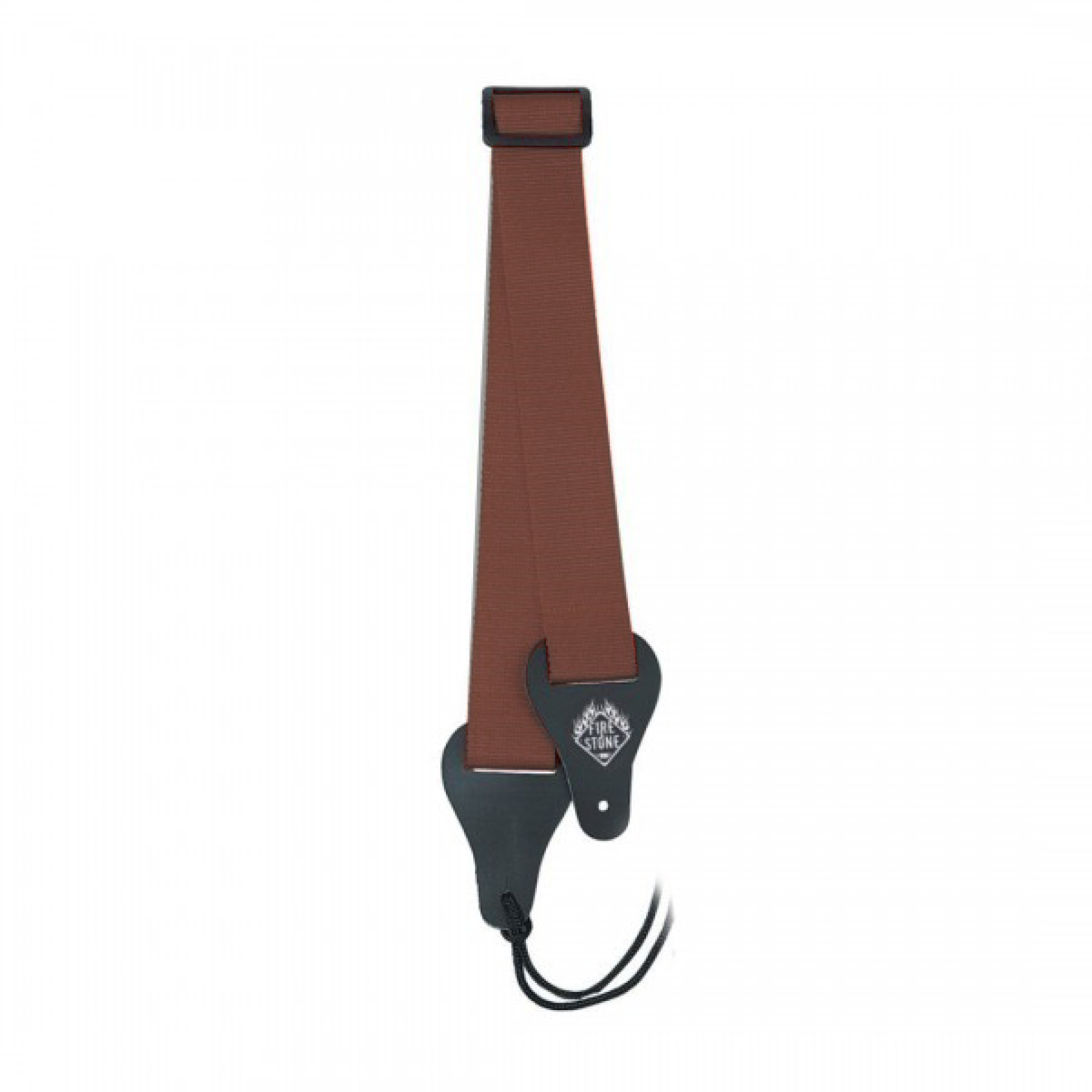GEWA GUITAR SHOULDER STRAP - Brown