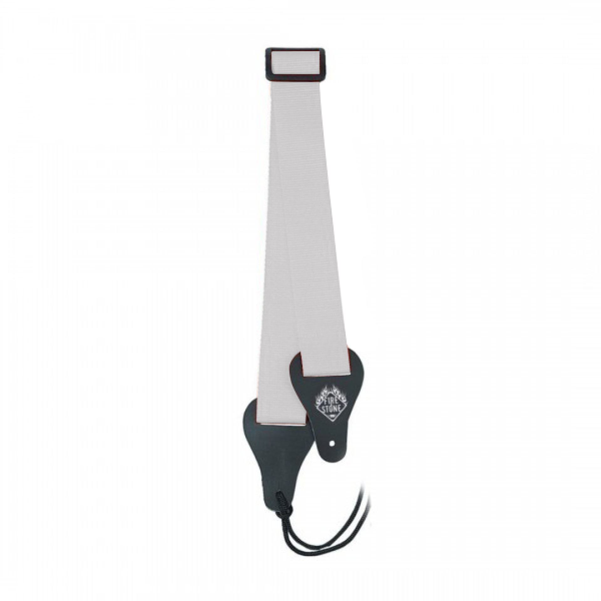 GEWA GUITAR SHOULDER STRAP - White