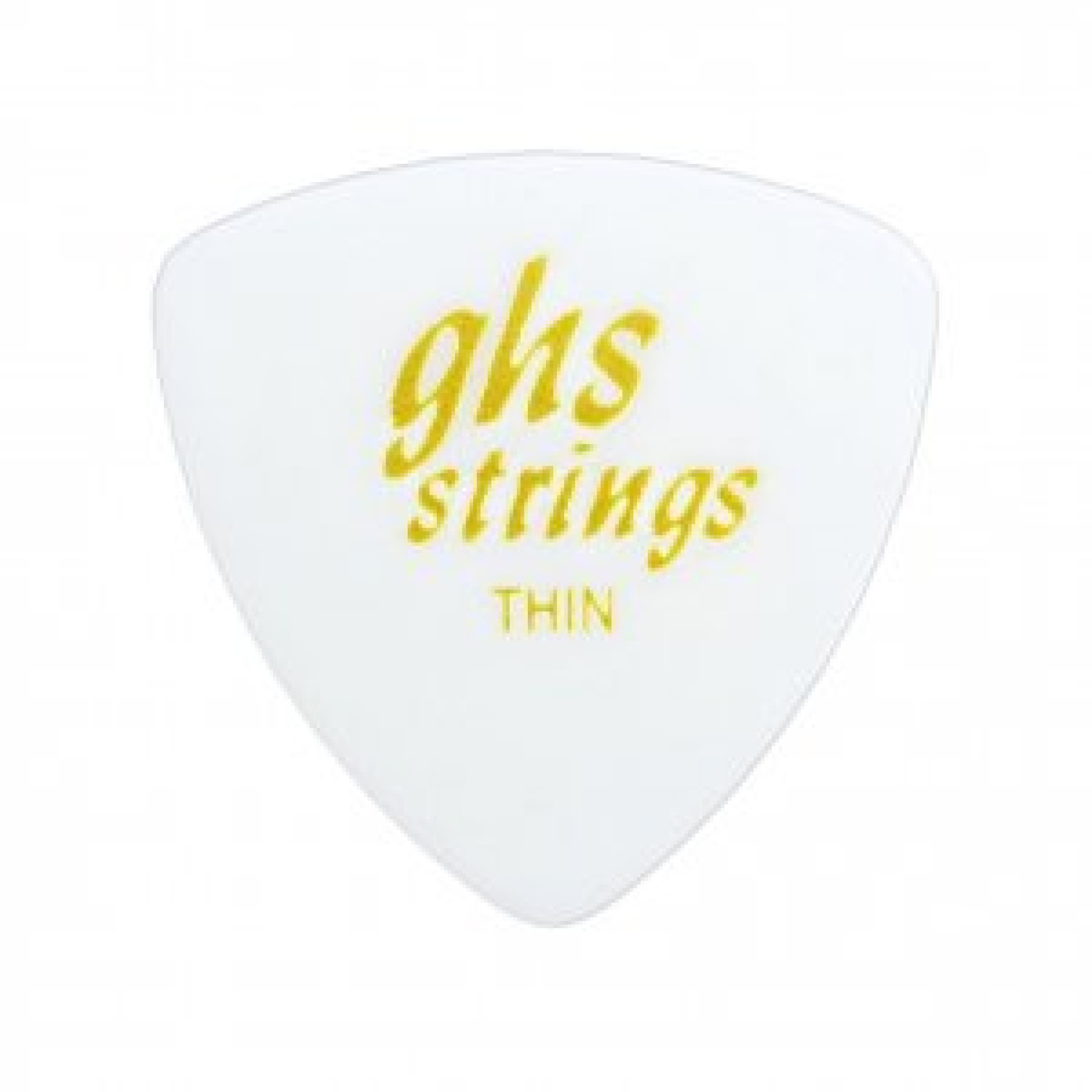 GHS A56 STYLE H THIN PICK-WHT