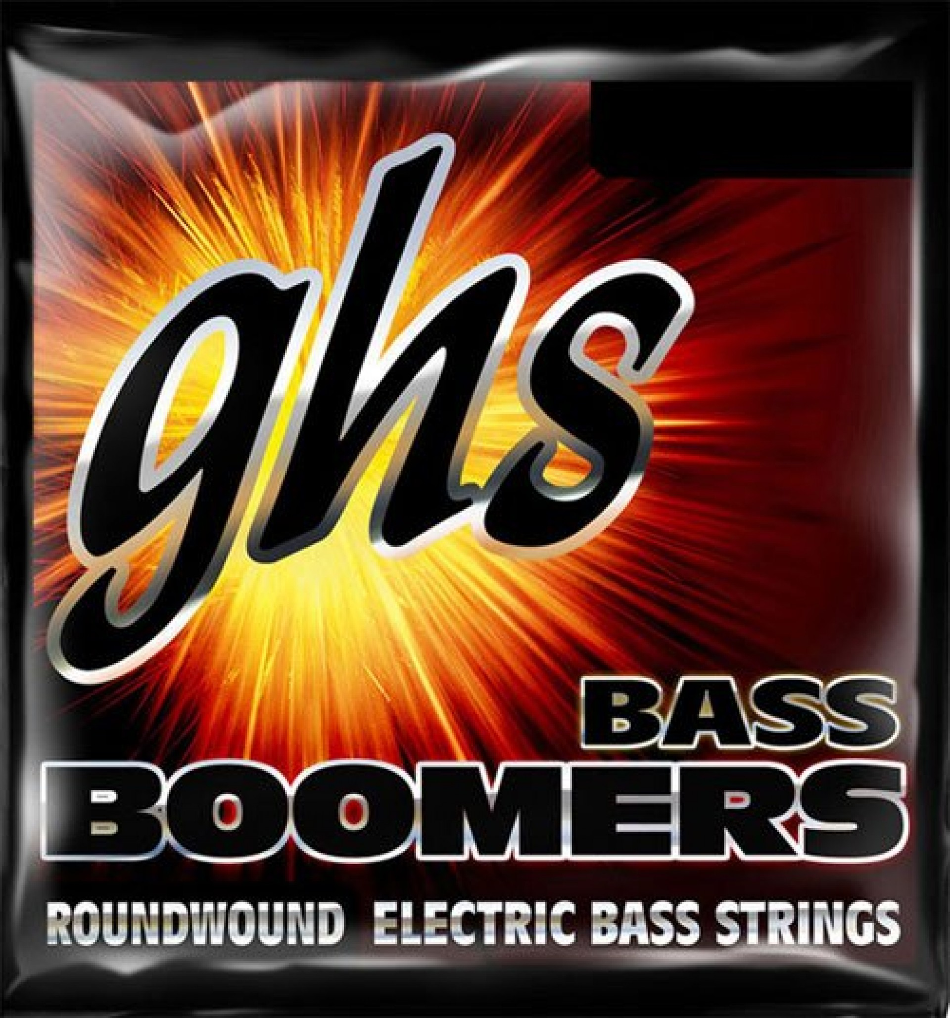 GHS 6ML-DYB Boomers Roundwound 6 String Bass Strings 30-125 Long Scale