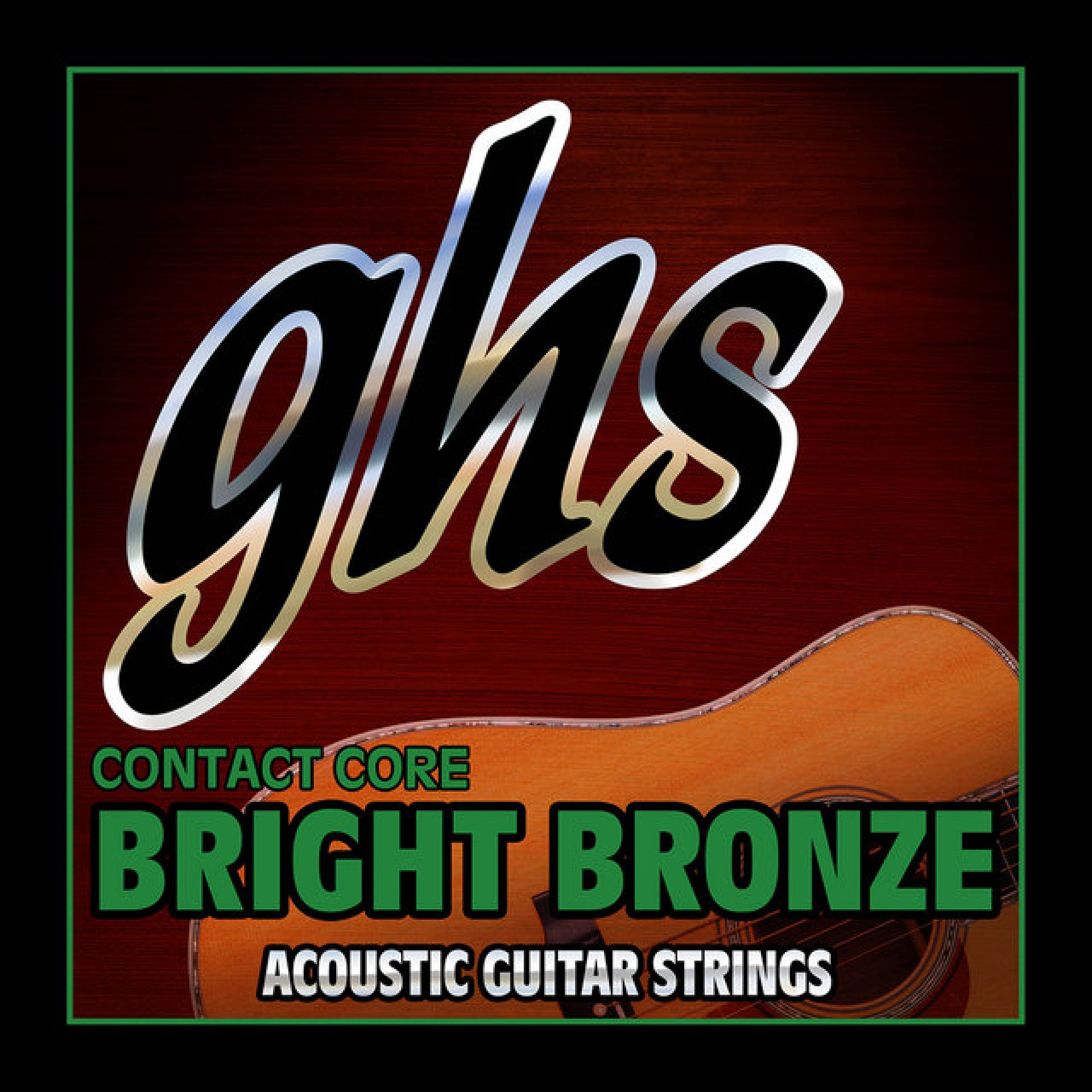GHS CCBB20 CONTACT CORE BRIGHT BRONZE - Extra Light