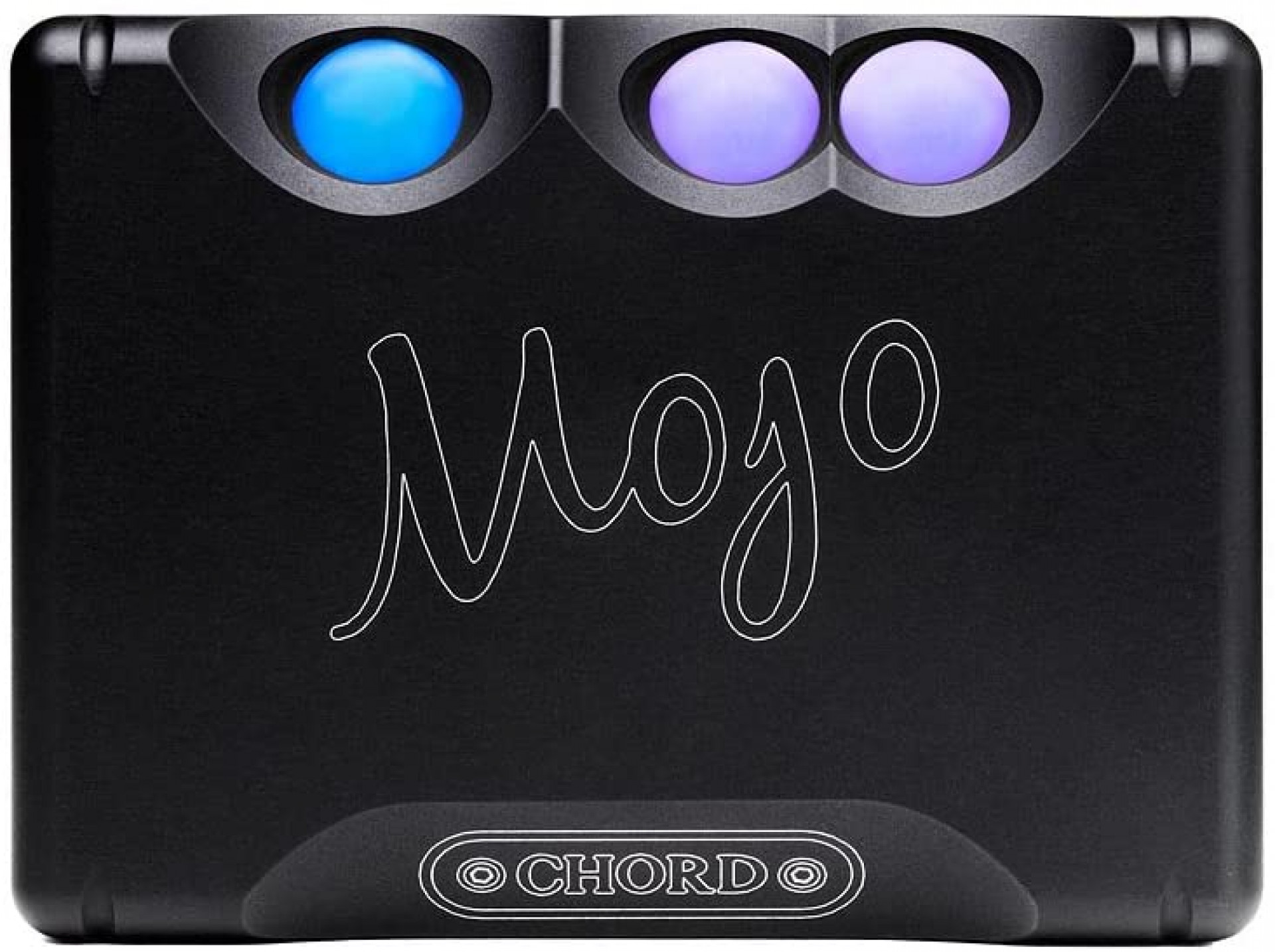 CHORD MOJO DAC w/ USB, Coaxial, and Optical Inputs Black