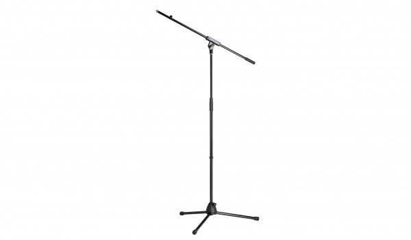 K&M 27105 Microphone stand-Black