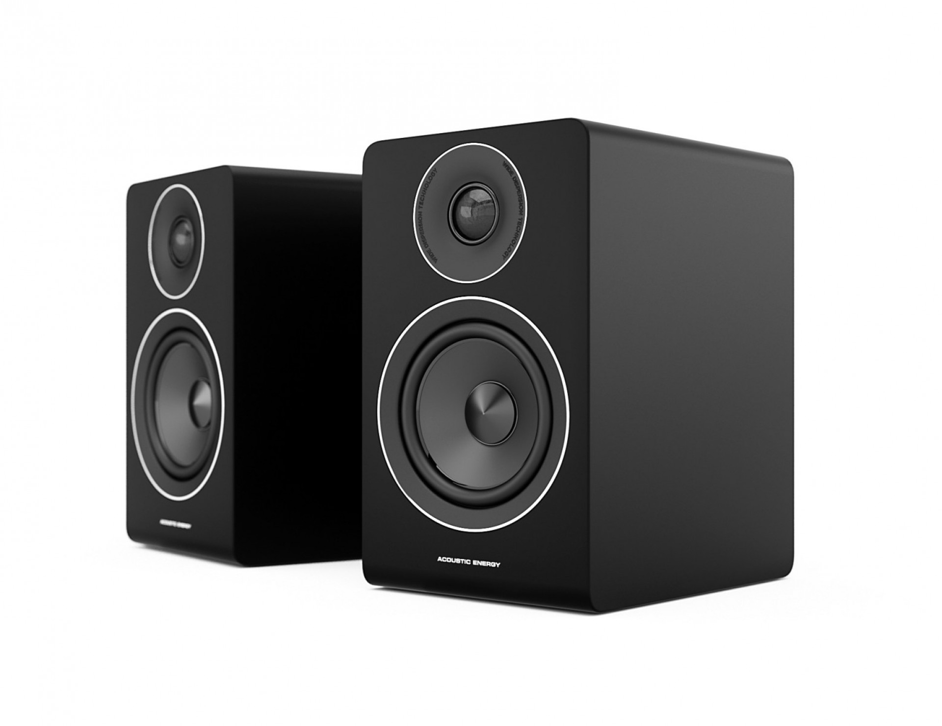Acoustic Energy AE100 Standmount Black