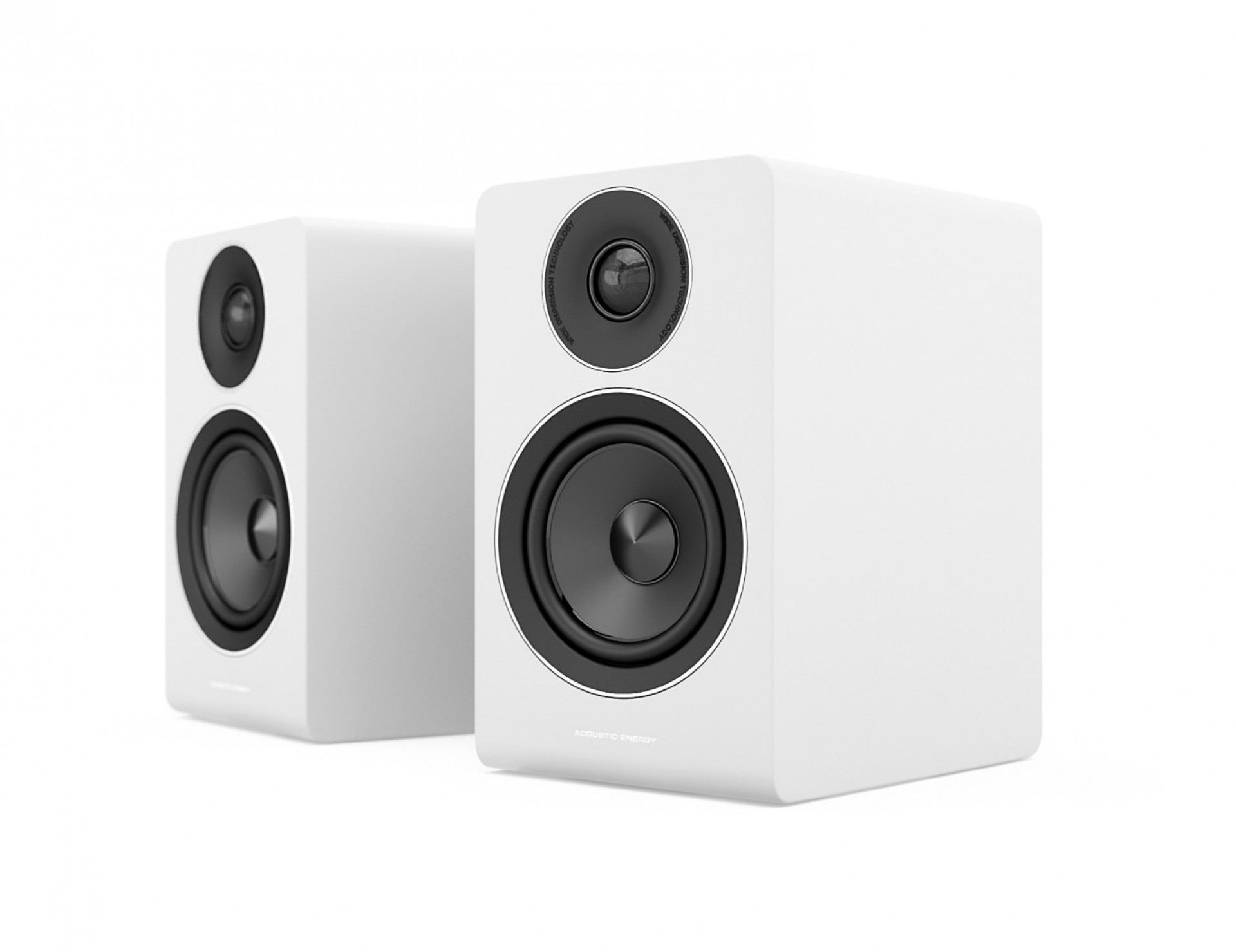 Acoustic Energy AE100 Standmount White