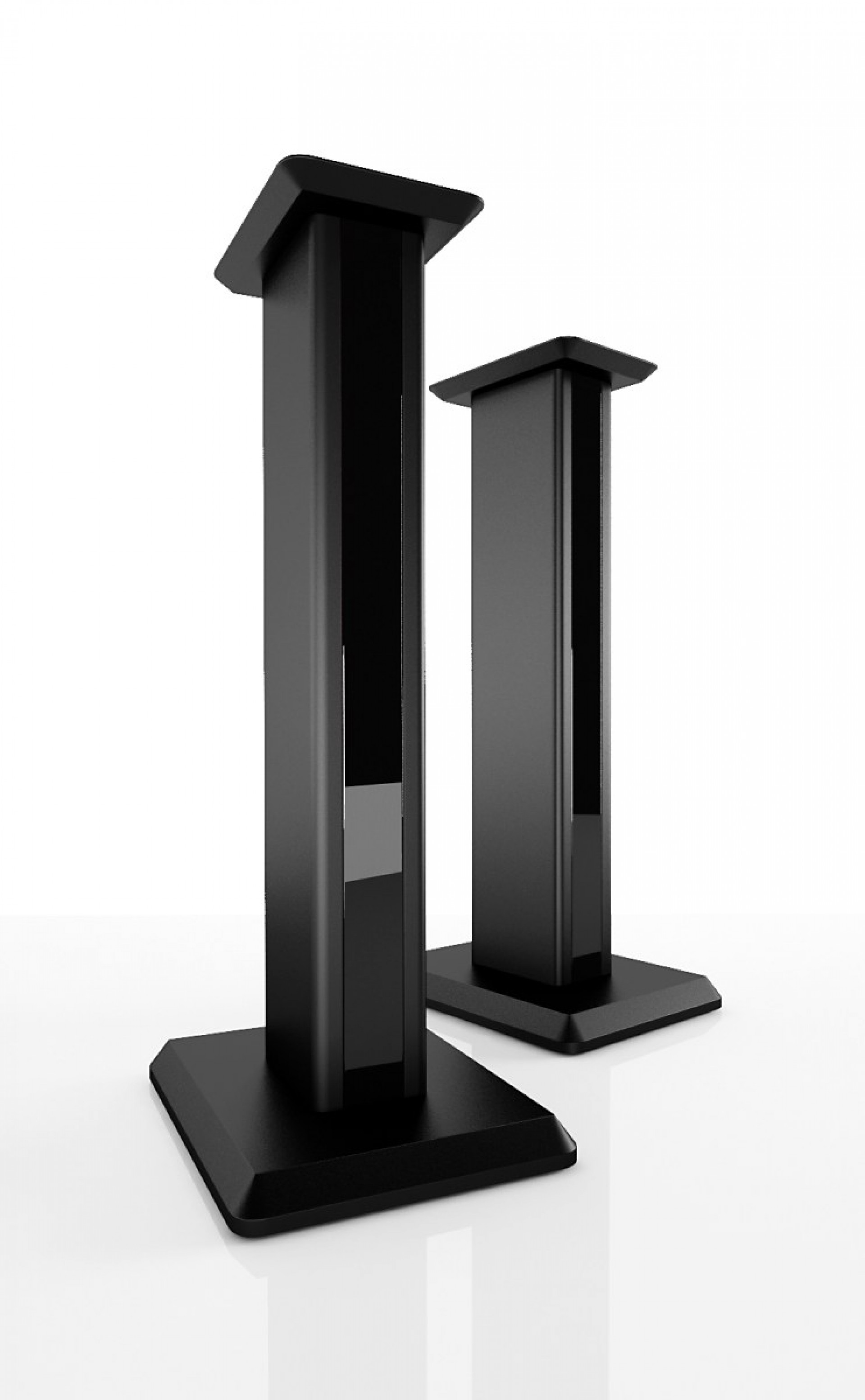 Acoustic Energy New Reference Stands Black