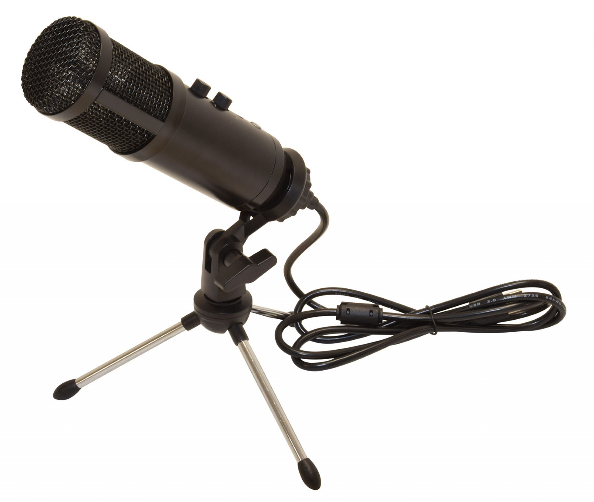 Citronic USB Podcast Microphone