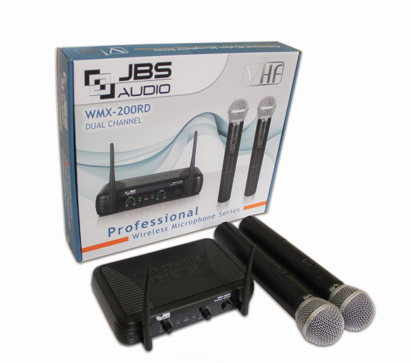 JBS AUDIO WMX 200D VOCAL