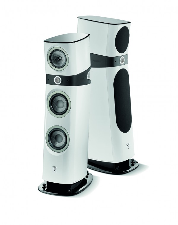 FOCAL SOPRA N°2 White Carrara