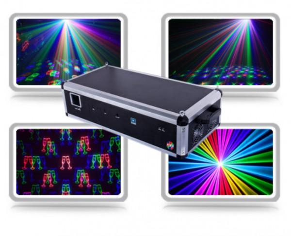 INVISION SHOWLASER 2K5 RGB