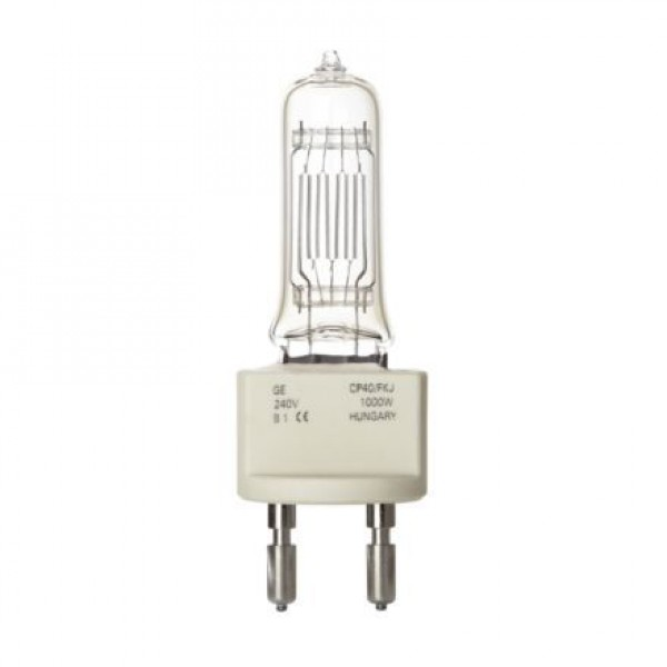GENERAL ELECTRIC CP/40 FKJ 1000W 240V G22