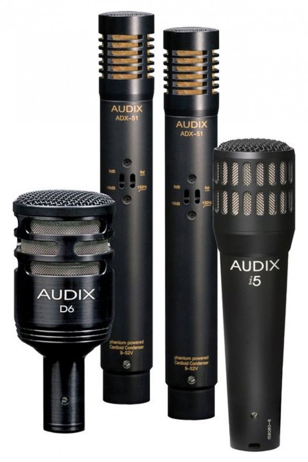 AUDIX DP QUAD