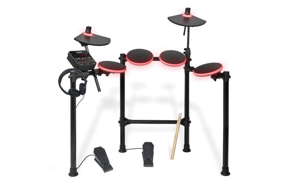 ION(ALESIS)  Redline Drums (DM LITE KIT)