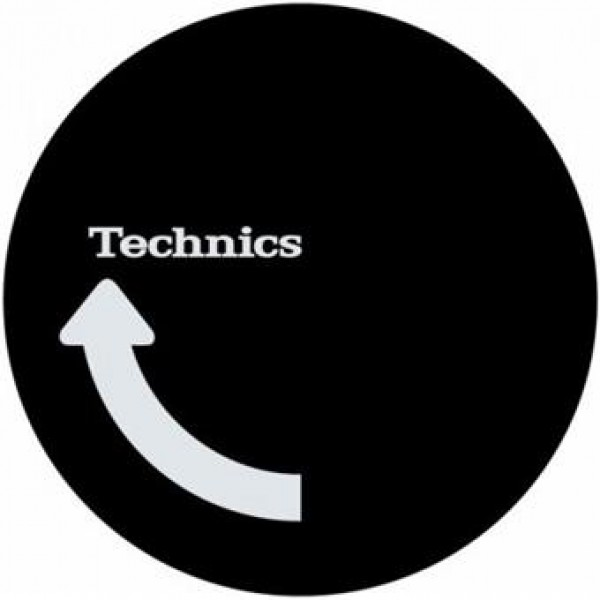MAGMA LP Slipmat Technics Arrow