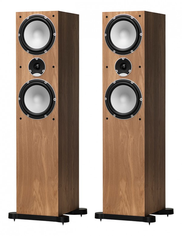 TANNOY Mercury 7.4 Light Oak