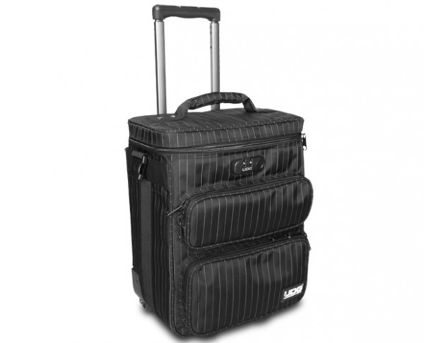 UDG Digi Trolley To Go Black/Grey Stripe