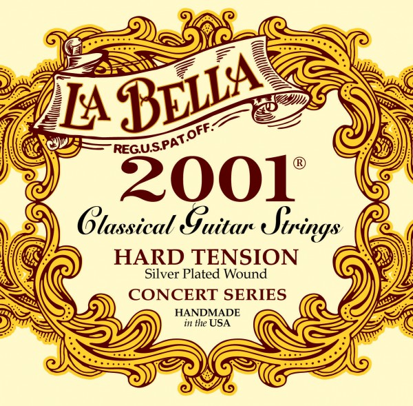 LA BELLA  2001 HARD