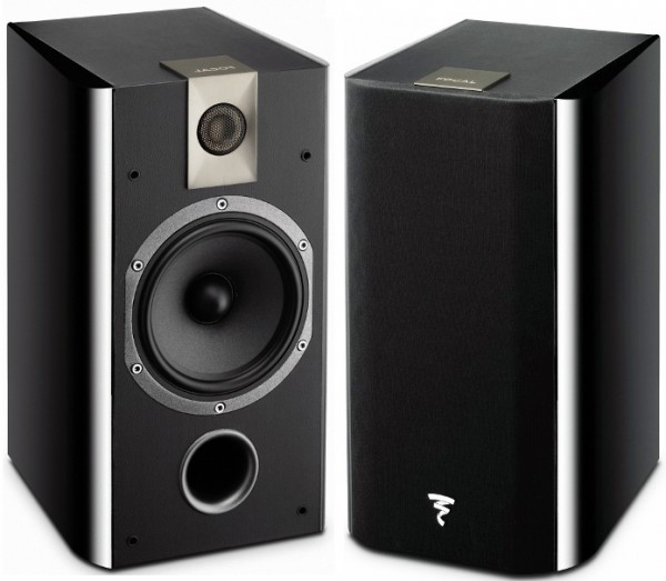 FOCAL CHORUS 706 Blackstyle