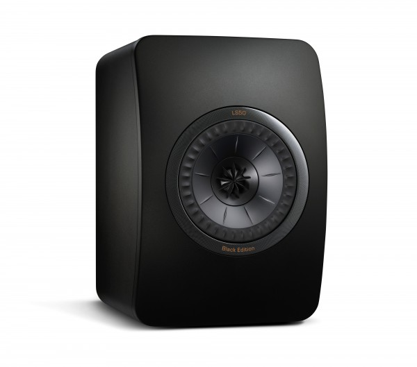 KEF LS50 LIMITED BLACK EDITION