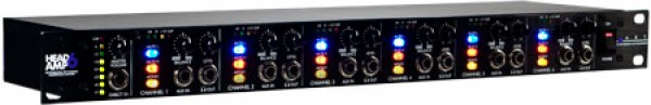 ART PRO AUDIO HeadAmp6CE