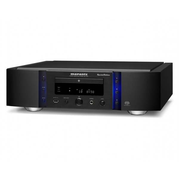 MARANTZ SA14S1 SE Black Super Audio CD Player w/ USB DAC