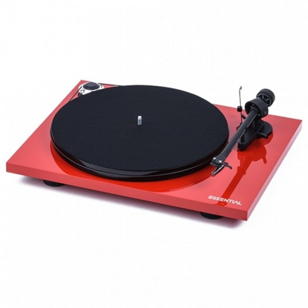 PRO-JECT Essential III Phono Red OM10