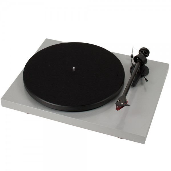 PRO-JECT Debut Carbon DC Light Grey 2M Red