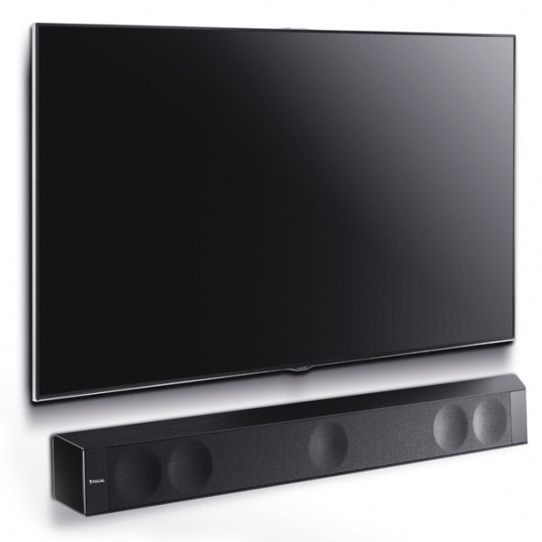 FOCAL Dimension Black Soundbar
