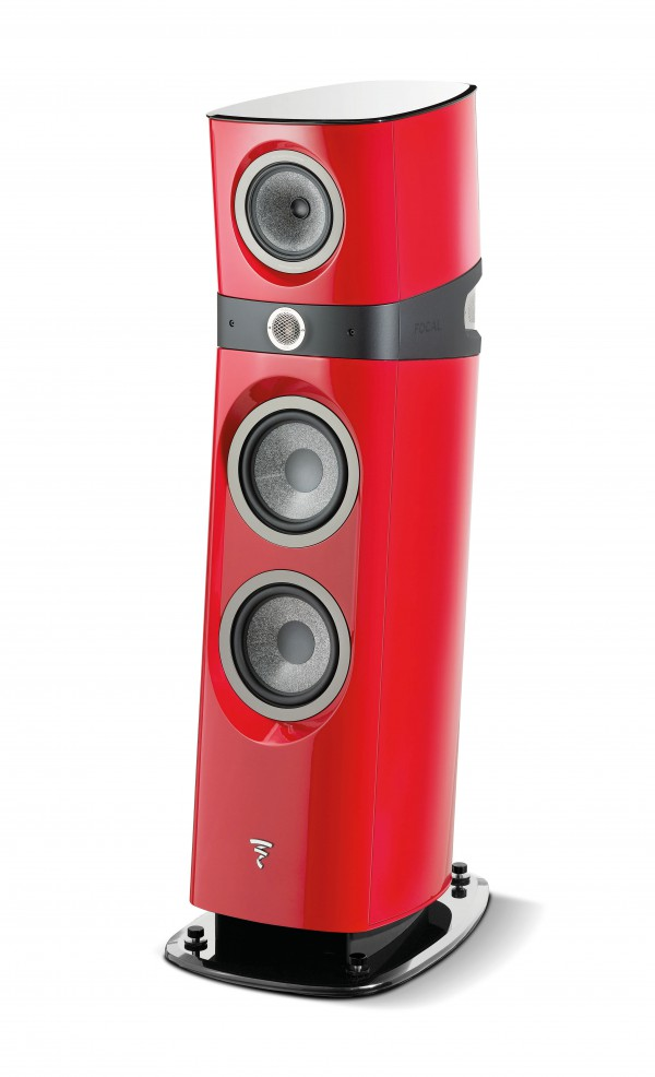 FOCAL SOPRA N°2 Imperial Red