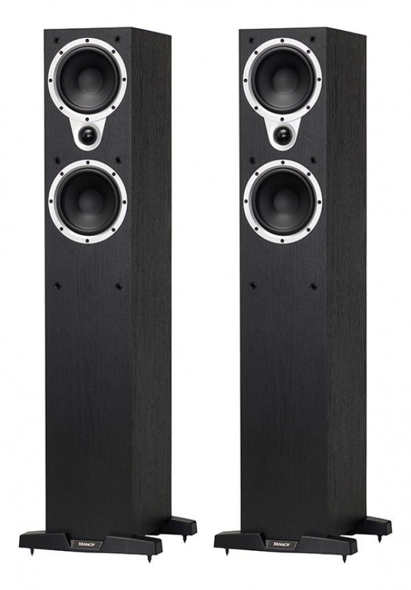 TANNOY Eclipse Three Black Oak