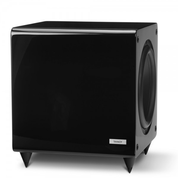 TANNOY TS2.12 SUB High Gloss Black
