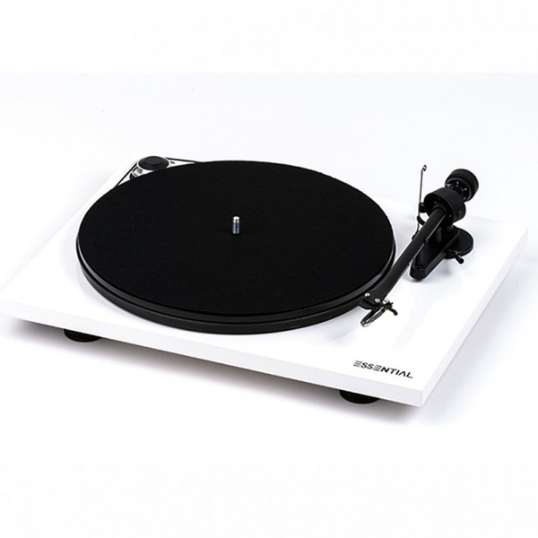 PRO-JECT Essential III Phono White OM10