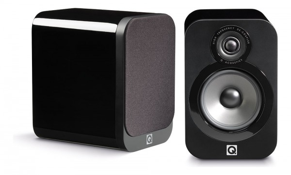 Q ACOUSTICS 3020 Gloss Black